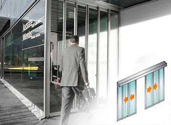 Puertas automáticas Obrematic